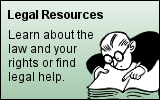 Legal resources icon